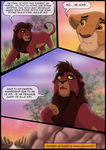 The forgotten lioness - Tlk fan comic Page02 by Strawberry-Loupa