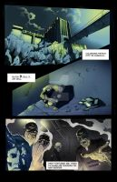 DISHONORED COMIC BOOK.  2 p. by SapeginM92