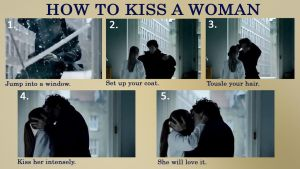 Molly Sherlock - How To Kiss A Woman by SaSuRaLoVe