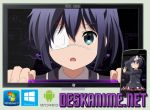 Anime Themes in Desk Anime by Danrockster