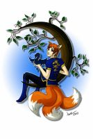 Prince Of Foxes by Ne-Dremlet