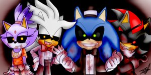 Welcome to Sonic's Fazhedgehog Pizza by IdalYaoiSonic1344