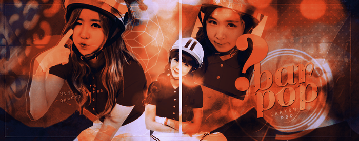 Two Chapters: Crayon pop by Miikae