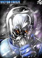 Victor Freeze by NDGO