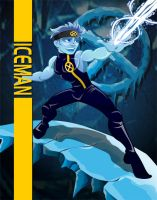 Iceman by racookie3