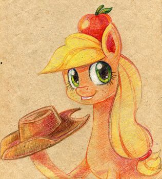 two apples by lexx2dot0