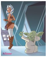 The Perv' side of The Force by DaCommissioner
