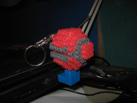 Cherish Ball Flash Drive by Pixelated-Broomstick