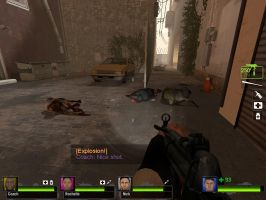 Left 4 Dead 2: The Parish by AngelWings16