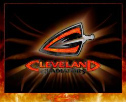 Cleveland Gladiators by Madhatterl7
