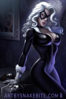 BlackCat by SNAKEBITE01