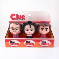 Clue Collectibles by siraudio