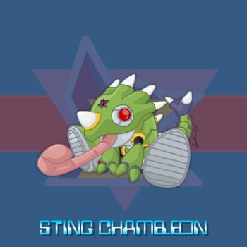 MMX - Sting Chameleon by WarBandit