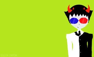 Sollux Suit by HeReIaMRaMbLiNgAgAin