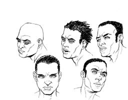 character study by luciferlive