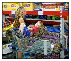 Shopping with beds. L1050405, with story by harrietsfriend