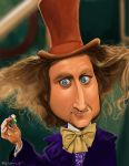 Willy Wonka by rico3244