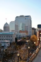Downtown Norfolk by xshadow259