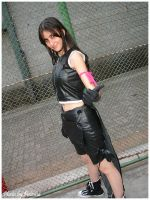 Tifa Lockheart Cosplay by palchan