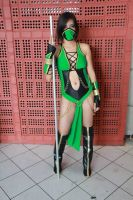 Jade Mortal Kombat 9 by Marysaura