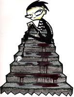 Johnny the Homicidal Maniac by ParaAbduction51