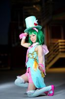 Ranka Lee MF Nijiiro Kuma Kuma -02 by MissAnsa