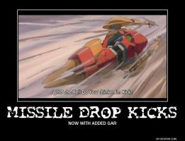 [TTGL Demo] Missile Drop Kicks by carbonunderground2