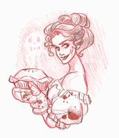 mrs. lovett by rumpelstiltskinned