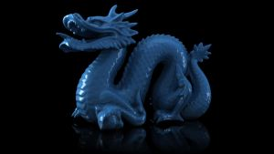 Chinese Dragon Lighting Test by The3DLeopard