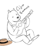 Just a simple country bear by askBero