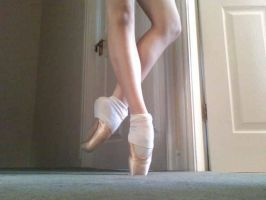 Prise pas pointe shoes xxx by PrincesskittyMorgz