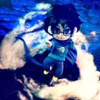 Armature Plush - John Egbert by pupukachoo