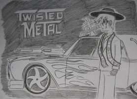 Twisted Metal 2012 -The Preacher- by Ricky47