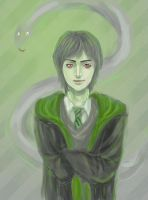 Tom Riddle by ye112