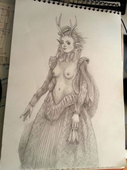 Drawing by Ecthelion-2