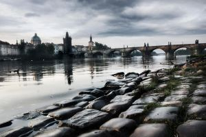 Prague at Dawn 4 by almiller