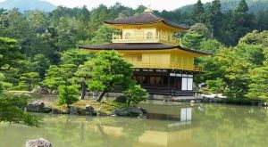Kinkakuji by chocosunday