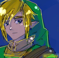 Skyward Link by medoriii