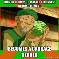 Cabbage Bender by OkamiZero