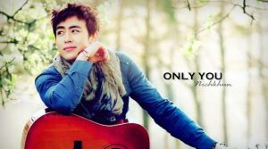 Only You (Nichkhun) by shirlysnowiie