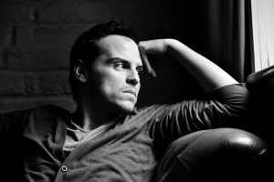 Andrew Scott by Francyssa