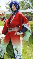 DRAMAtical Murder: Koujaku 30 by J-JoCosplay