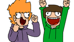 Eddsworld - The End. Line art recreation. #2 by Mister-Doctor