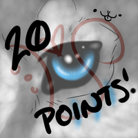 20 points! by VictoriWind