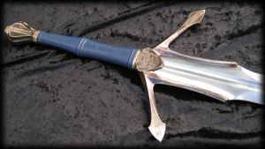 Tribute - 80s Tribute Sword :-) by Fable Blades by Fableblades