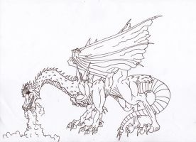 VIII membra draconis by JellyRaven