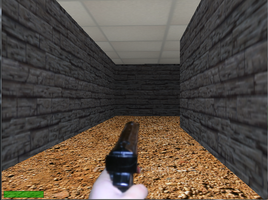 first person shooter prototype by JH211