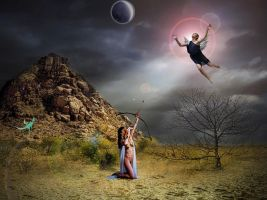 Hunting cupid by joel-lawless-ormsby