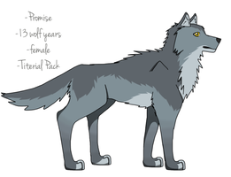 Promise Ref (UPDATED) by RageWolf16