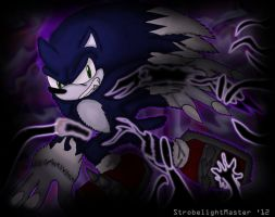 CoftM: Sonic the Werehog (Escape from Darkness) by StrobelightMaster
